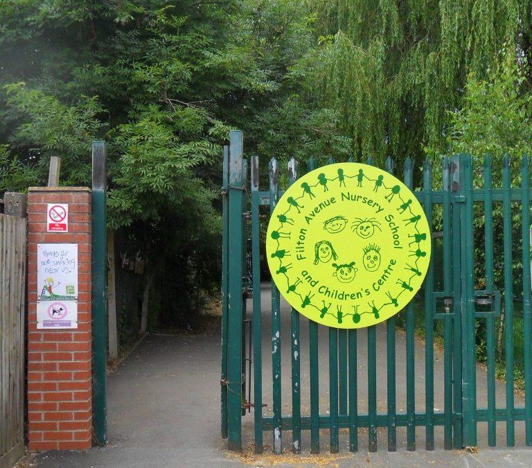 Filton Avenue Nursery School And Children's Centre