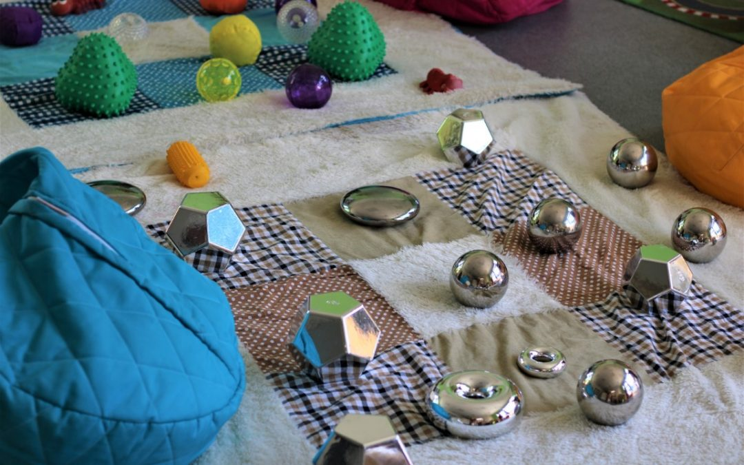 Sensory Baby – Monday 19th April