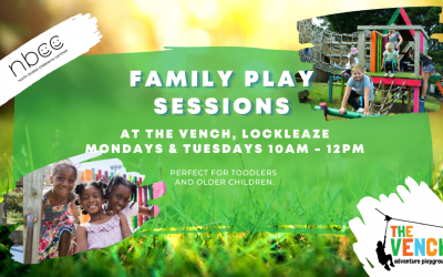 Family Play Sessions at The Vench, Lockleaze