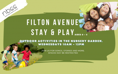 Stay & Play at Filton Avenue Nursery